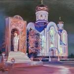 Назаров Глеб Борисович х/масло 70х55см 2019год 120$