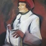 Киверина Е.М.  находится в частной коллекции