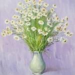 Stegarescu Fedor x / m 56.4x65.5 * wildflowers * 2018