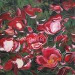 Stegaresku Tudor ion x/m 70х80 *white roses* 2018