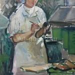 Васильченко В. И. Находится в частной коллекции