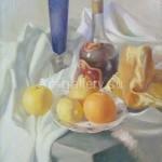 """Yakovlev, Alexander. 50x40 H. M. 2003. The """"dessert"""" 210$"""