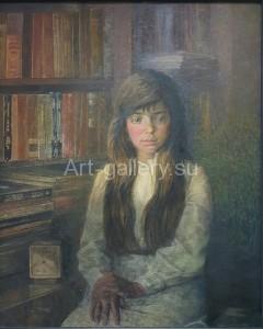 Яковлев Георгий Владимирович Находится в частной коллекции