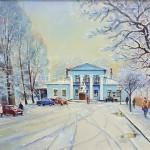 Мустакимов Георгий Степанович Находится в частной коллекции