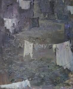 Inozemtsev V. A. 69.5х80 oil on canvas 400$