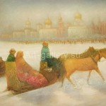 Kuznetsov M. E. Is in a private collection