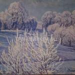 Vasilchenko Viktor Ivanovich. 62х50 oil on canvas, 2010. 160$