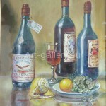 Serdyukov A. G. 50x40 oil on canvas 2010 45$