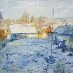 Фесенко Артем Юрьевич. Находится в частной коллекции
