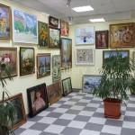 """Картинная галерея """"У театра"""""""
