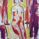 Chelombitko Novel. 30x40 oil on canvas 2013. 15$