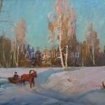 Hodakov VI 61.5h39 x / 1962 m . 110 $