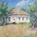 Пономаренко С.Г.  находится в частной коллекции