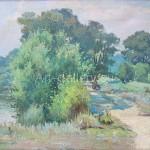 Папуцин Николай Максимович Находится в частной коллекции