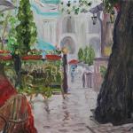 Королюк Анна Юрьевна Находится в частной коллекции